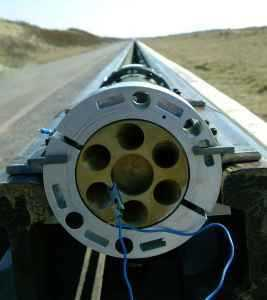 QinetiQ team helps develop test for over-roofing structure to protect against indirect fire mortar and rocket attacks