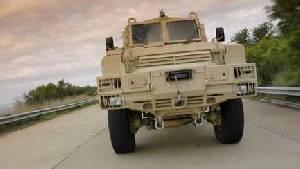 General Dynamics Awarded $41 Million for RG-31 MRAP