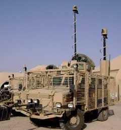 Lockheed Martin Receives Awards for 200 Additional Vehicle-Mounted Sensor Systems
