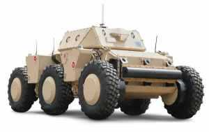 US Army Testing Rugged, Autonomous Robot Vehicle