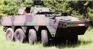 Patria AMV 8x8 vehicle agreement signed with the Croatian Ministry of Defence