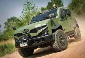 SandCat Mine-Resistant Light Patrol Vehicle to Be Unveiled