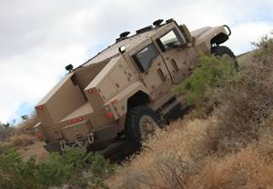 Navistar Defense Submits Bid for Joint Light Tactical Vehicle Program