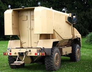 Supacat SPV400 Production Standard Vehicle Achieves 96% Reliability