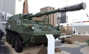 Rheinmetall Artillery: Accurate and effective fire support for a strong army