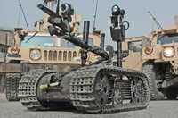 Foster-Miller delivers 2,000th Talon robot to US military