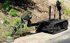 QinetiQ extends its TALON robot family to meet challenges of mine detection and counter-IED in Afghanistan