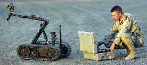 QinetiQ North America Announces New Orders for TALON Robots and Spares Totaling $58.5 Million