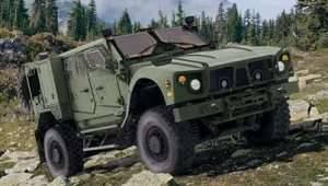 Oshkosh Defense TAPV