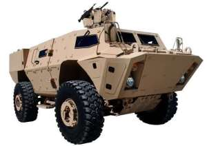 Textron TAPV Team Submits Tactical Armoured Patrol Vehicle Proposal