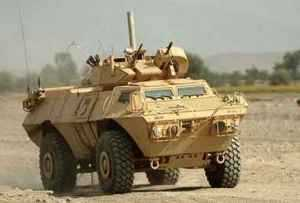 Armored Security Vehicle (ASV)