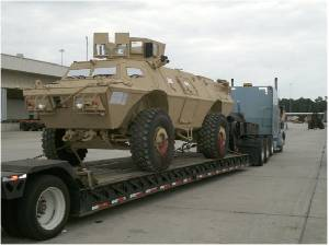 Textron Marine & Land Systems Awarded Contract Option for Additional Afghanistan National Army Armored Vehicles