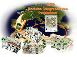 EADS & Thales to supply Deployable Geographic Modules for French Army