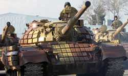 Iran Starts Manufacture of Rapid Reaction Tanks
