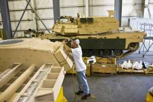 Anniston Builds New Mine-Plowing Vehicle for the Marine Corps