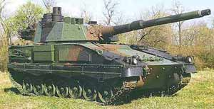 Army Guide - Ulan LT105, Light tank