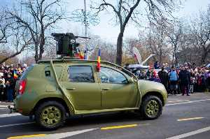 Dacia Duster Army