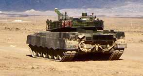 MBT 2000 / Type 90II