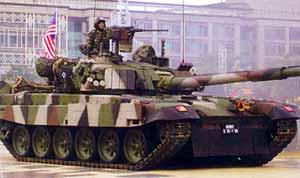 PT-91 M Pendekar