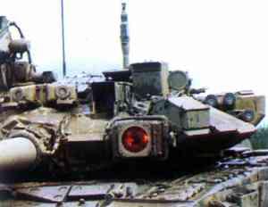 """Звезда, Т-90А 1/72, """"сборка без клея""""."""