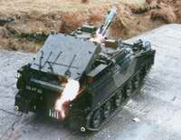 FV102 Striker SP
