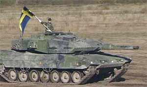 Некоторые подробности шведского тендера по выбору основного танка в 1993 году