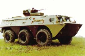 Бронетранспортер Тип 92 WZ-551 » Военные материалы
