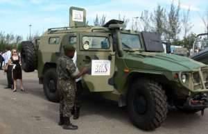 Успешная премьера Военно-промышленной компании в Латинской Америке