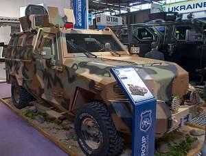 Streit Group представляет на IAV 2013 свою номенклатуру бронированных машин для борьбы с новыми угрозами