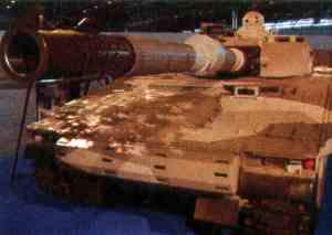Дальнейшие усовершенствования БМП CV90 со 120 мм пушкой