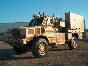 120-мм самоходная минометная система АGRAB