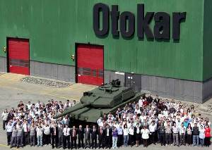 К новому турецкому танку Altay проявляют интерес Пакистан и страны Персидского залива