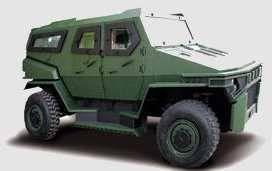 Турецкая компания BMC представила на IDEX 2011 года полный спектр бронированных и тактических машин
