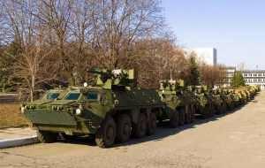 ХКБМ им.А.А.Морозова готовится передать Ираку вторую партию БТР-4