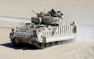 Bradley A3 BUSK III (Bradley Urban Survivability Kit III)