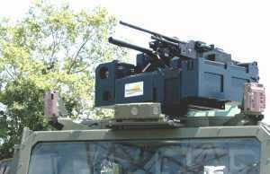 Elbit Systems представит на Eurosatory 2010 боевой модуль DRWS