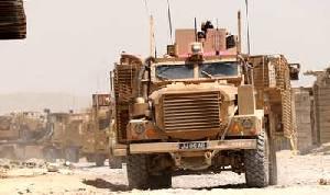 Force Protection получила контракт стоимостью 27,4 млн. долл. на поставку 47 Mastiff в Великобританию