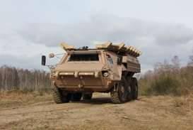 Rheinmetall и ADS GmbH представляют инновационные технологии защиты для тактических машин в Lohmar