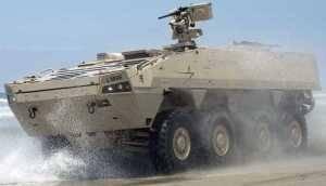 Lockheed Martin получает от морской пехоты США контракт на исследования и демонстрацию нового бронетранспортера
