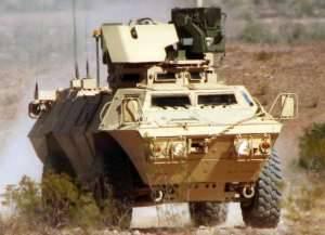 DRS получет $15 млн. за машины M1200 Armored Knight