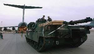 Марокко запрашивает у США модернизированные танки M1A1 Abrams