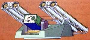 Ракетная стабилизированная платформа