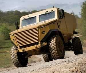 автомобил Ocelot на General Dynamics Land Systems (с) GDLS Canada