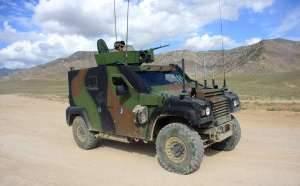 Panhard поставит французской армии 200 дополнительных машин PVP MK2