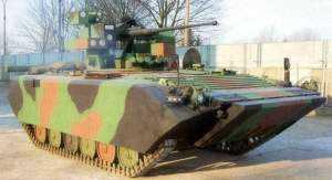 Польша проводит модернизацию БМП-1