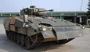 Программа наземных боевых машин армии США готова к  практической реализации