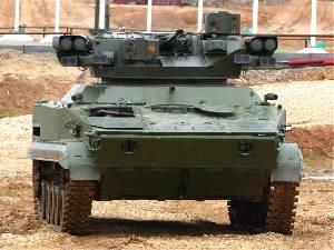 Российские беспилотные наземные машины (БНМ) разработанные на базе БМД.