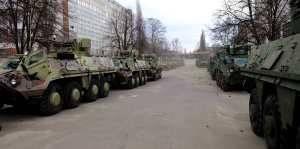 КП ХКБМ сдало первую партию БТР-4 иракскому заказчику