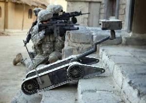iRobot поставит дополнительные малые беспилотные наземные машины (SUGV) армии США