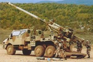 Sagem представила артиллерийскую систему навигации и целеуказания Sigma 30-700